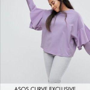 Women's ASOS shirt size 24